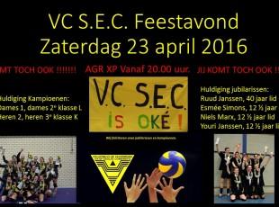2016-04-23 Feestavond