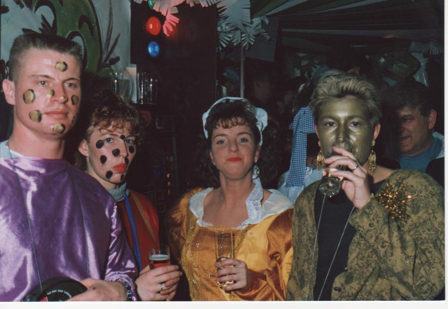 1992 SEC carnaval  1