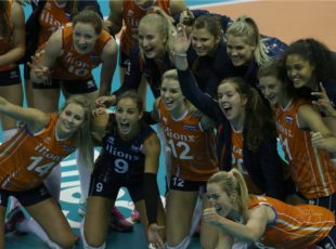 Volleyball Nations Legue Rotterdam
