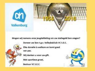 Statiegeld Actie AH Valkenburg