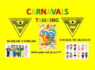 17-02-2020 Carnavals-training