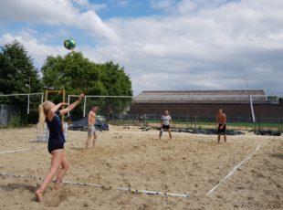 VC S.E.C. zomer Beach locatie