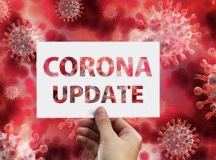 Corona Update 13-10-2020